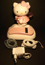 HELLO KITTY TELEFONO - Originale Sanrio - Usato in perfette condizioni .