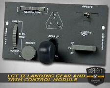 GOFLIGHT GF - LGT II Landing Gear and Trim Control Module