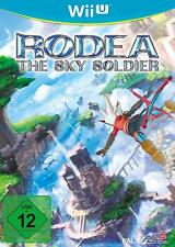Nintendo Wii U GAME RODEA The Sky Soldier Special Edition incl. Wii VARIOUS NEW