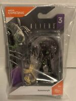 2018 Mega Construx - Heroes Series 3 XENOMORPH Aliens 20 Pcs New-Sealed Package