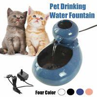 Keramik Trinkbrunnen Trinkautomat Wasserspender Wasserbrunnen Hund Katze