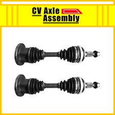 FRONT CV Axle 2 PCS For CHEVROLET K1500 SUBURBAN 1992 1993 1994 1995 96 97 98 99