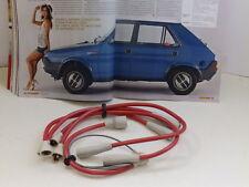 FIAT RITMO 60 CL DEL 81 - KIT CAVI CANDELE ORIGINALI CIE