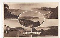 Seaton, Devon 1958 Postcard, A905