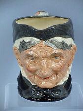 "Royal Doulton 7"" Granny Character Mug #D-5521 - Retired & Htf"