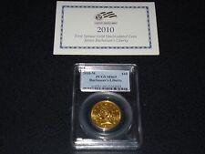 2010-W $10 Buchanan's Liberty PCGS MS69 first Spouse gold coin