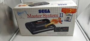 Console Sega Master System II en boite Pack Alex Kidd in Miracle World + Shinobi