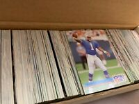 1992 Pro Set Football Cards Complete Set 1-400