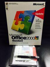 Microsoft Office Standard Edition 2000 vollversionbundel, alemán