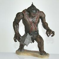 Lord of the Rings ~ Armies of Middle-Earth ~ Siege Troll + Mace 16.5cm Wargaming