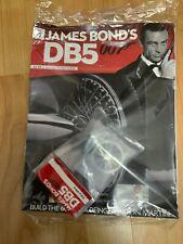 BUILD YOUR OWN EAGLEMOSS JAMES BOND 007 1:8 ASTON MARTIN DB5 ISSUE 19