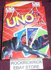 UNO Spiderman Family Fun Playing Cards
