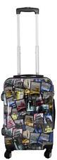 Hartschalen Koffer Trolley Reise Handgepäck Motiv PM Tourist Attractions Gr. M