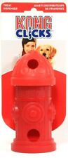 1 Kong Clicks Hydrant Medium Large Treat Dispenser Puzzle Challenge Dog Toy