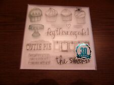 CLOSE TO MY HEART NEW CUTIE PIE CLEAR STAMP SET – S1412