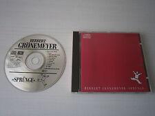 ▄▀▄ Herbert Grönemeyer - SPRÜNGE - CD !! Sehr seltenes Exemplar !! ULTRA RAR !!