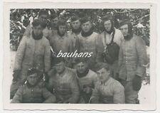 Foto deutsche Landser an der Front   2.WK (h145)