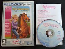 Barbie Horse Adventures: The Ranch Mystery - PC CD-ROM - Bestseller Junior