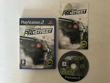 NEED FOR SPEED PROSTREET - PS2 GAME - FAST POST - ORIGINAL & COMPLETE