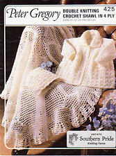 Wool Weight Baby Type Shawl