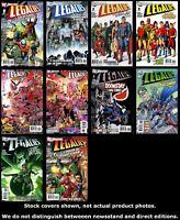 DC Universe Legacies 1 2 3 4 5 6 7 8 9 10 Complete Set Run Lot 1-10 VF/NM