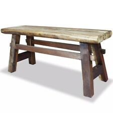 Tremendous Reclaimed Wood Benches For Sale Ebay Ibusinesslaw Wood Chair Design Ideas Ibusinesslaworg