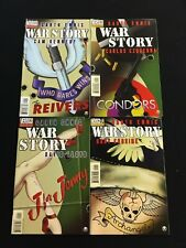 War Story - Garth Ennis - Set, Reivers, Condors, J is for Jenny, Archangel