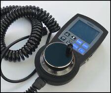 CNC Manual Pulse Generator MPG 6 Axis Coordinates Display Handwheel RJ45 Port