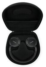 Robustes Hard Case/Headphone Etui in Schwarz passend für Sony-Kopfhörer