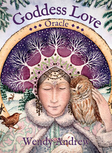 Goddess Love Oracle Cards by Wendy Andrew 9781925924329