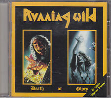 RUNNING WILD - death or glory CD first US press