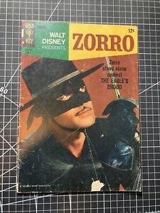 May 1966 No 2 Walt Disney Presents Zorro Comic