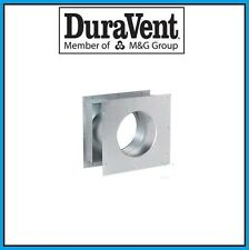 "DURAVENT 4"" x 6 5/8"" DirectVent Pro Galvanized Wall Thimble #46DVA-WT"