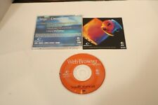 Web Browser Sega Dreamcast DC LN perfect condition COMPLETE!