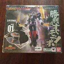 Super Robot Chogokin Volfogg & Big Order Room Bandai Gaogaigar Transformer New