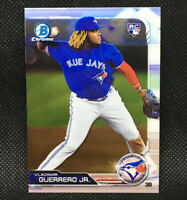 2019 Bowman Chrome Vladimir Guerrero Jr. RC Rookie Blue Jays #73