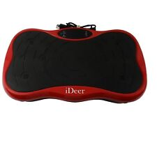 iDeer Vibration Plate Platform Massage Fitness Whole Body Exercise Machine