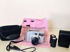 Toshiba PDR-M70 3.2MP Digital Camera w/ 3x Optical Zoom VGC RRP £475
