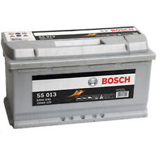 Bosch S5 013 / H3 / 019 TYPE BATTERY 12 VOLT 100 AH 830CCA