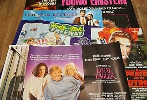 Film posters 1980's