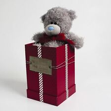 "Me to You 7"" Plush in Christmas Gift Box - Tatty Teddy Bear"