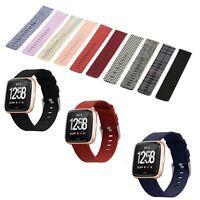 Nylon Ersatz Armband Fitbit Versa / Versa 2 & Versa Light Smartwatch Tracker