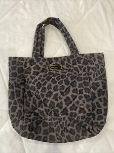 Marc Jacobs Quilted Black Tote/diaper bag