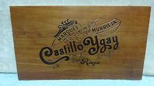 """Marquez De Murrieta """" Castillo Y Gay Rioja  WOOD WINE PANEL"""