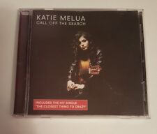 Katie Melua - Call Off The Search - CD Album - VGC