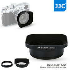 JJC Metal Lens Hood Shade 49mm Adapter Ring for Fujifilm X100F X100S X100T X70