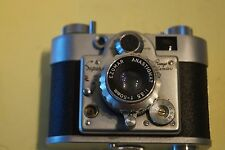 Uncommon 1950's  Samoca 35 Super rangefinder camera Ezumar lens f3.5 50mm.