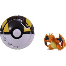 Takara Tomy Pokemon Moncolle Poke Del-Z Charizard & Ultra Ball