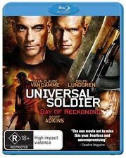 Universal Soldier 4 - Day Of Reckoning (Blu-ray, 2013)
