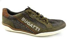 Bugatti Herren Sneaker Kunstleder Grün in der Gr. 42